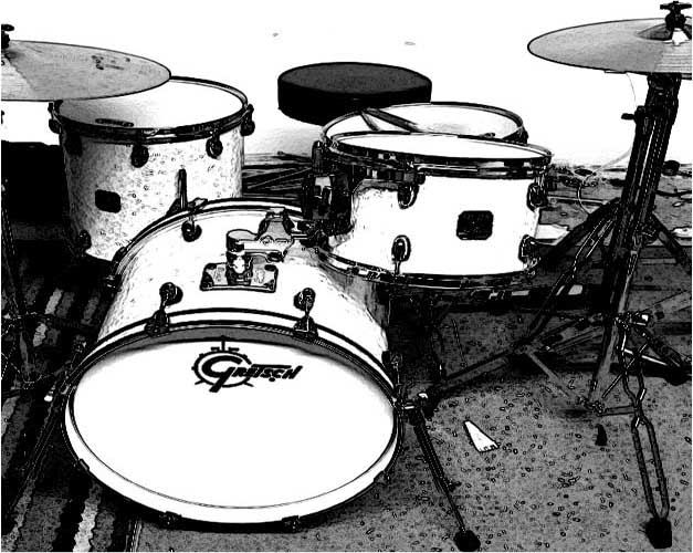 Gretsch Drum Loops – The Control Centre